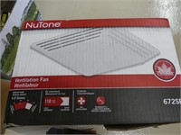 NUTONE VENTILATOR FAN
