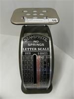 """STAMPRITE 7"""" LETTER SCALE"""