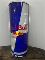 """19.75"""" RED BULL LIGHTED WALL SIGN"""