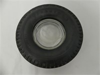 "6"" FIRESTONE ASH TRAY & OTHER"