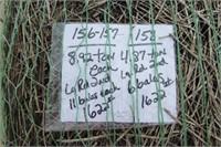 Hay, Bedding, Firewood #12 (03/23/16)