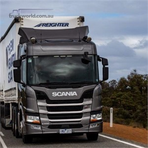 Scania To Highlight Its New Truck Generation At The Brisbane Truck Show