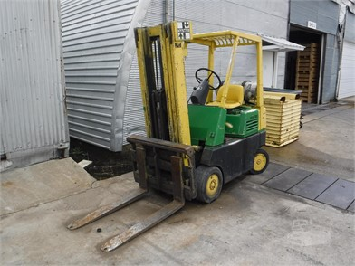 HYSTER S40 For Sale - 13 Listings | MachineryTrader.com ... on