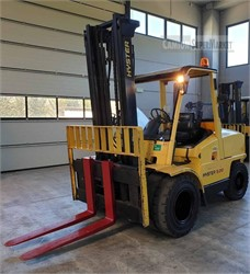 Hyster H5.00xm  Usato