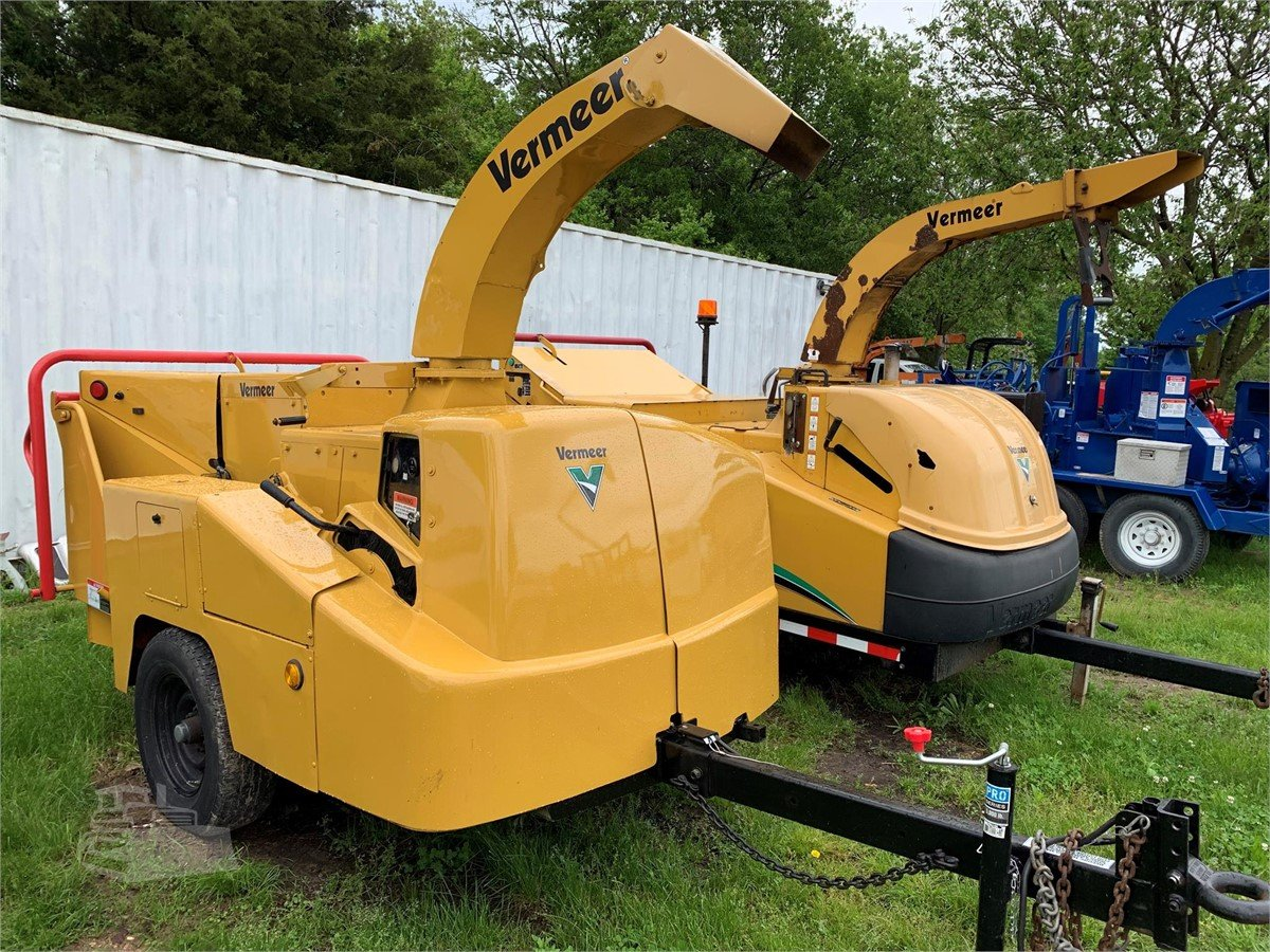 2006 VERMEER BC1000XL For Sale In Springfield, Missouri