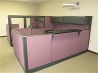 Knoll Office Cubicle Online Only Auction