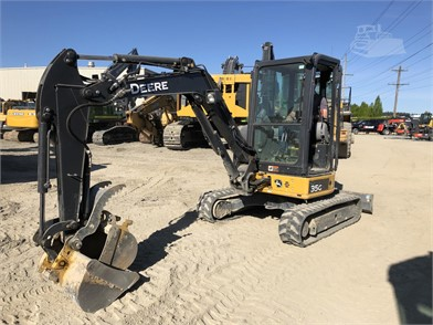 DEERE 35G For Sale In Canada - 9 Listings | MachineryTrader