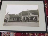 COCA COLA & B-A BLACK & WHITE PHOTO PRINTS