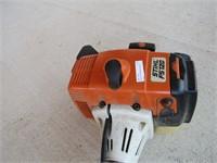 STIHL FS120 STRAIGHT SHAFT TRIMMER