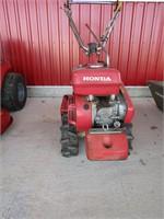 HONDA FR600 REAR TINE ROTOTILLER