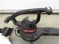 TORO ELECTIC BLOWER/VAC WITH BAG