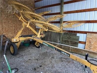 Used Haying Equipment at Shepherd's Garage