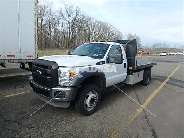 F550 For Sale >> Lot Mt4 2011 Ford F550 For Sale In Mercer Pennsylvania