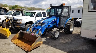 NEW HOLLAND TC35DA TRACTOR Other Auction Results - 2 Listings ... on
