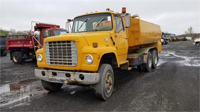 FORD 9000 WATER TANKER TRUCK Other Auction Results - 1 Listings