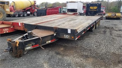 2002 PHELAN TANDEM AXLE TAG TRAILER Other Auction Results