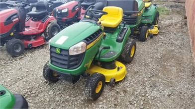 John Deere D110 Lawn Tractor Other Auction Results - 1