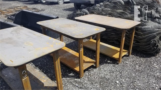 Welding Table For Sale >> Lot 1326 Welding Table For Sale In Dighton Massachusetts