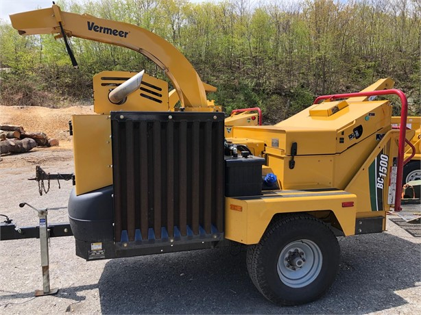 VERMEER BC1500 Forestry Equipment For Sale - 27 Listings