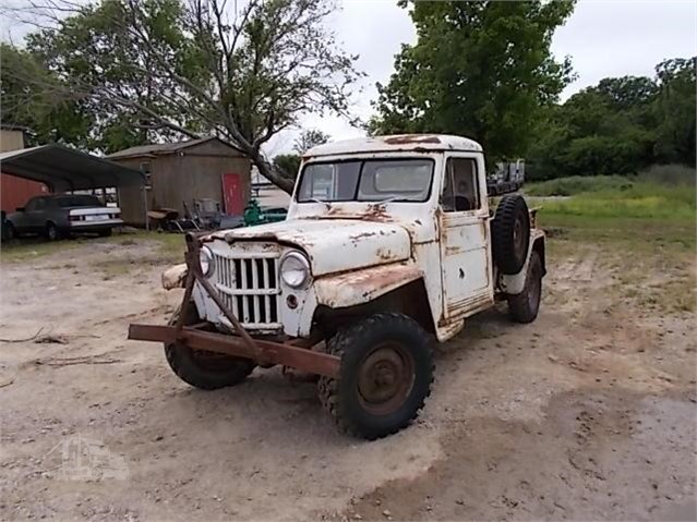 Willys Jeep For Sale >> 1953 Willys Jeep For Sale In Sulphur Springs Texas