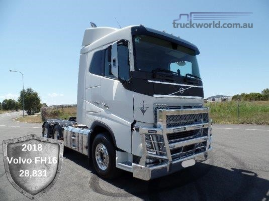 2018 Volvo FH16 Trucks for Sale