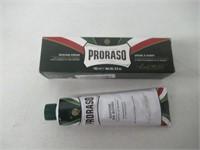 Proraso Shave Cream Eucalyptus and Menthol Tube