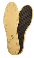 Moneysworth and Best Shoe Care Leather Insole,