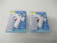 (2) Ad Tech Mini Glue Gun Pack