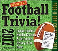 365 Days of Football Trivia! Page-A-Day Calendar