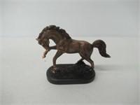 Horse Trotting Statue