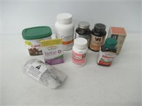 Lot of Assorted Health Care Items