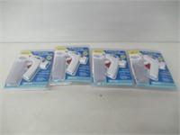 (4) Ad Tech Mini Glue Gun Pack