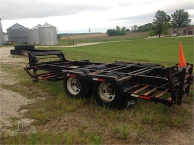 2013 HOMEMADE COMBINE TRAILOR at TruckPaper.com