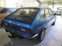 Renault 20 diesel MOMSFRI