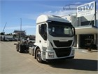 Iveco Stralis Cab Chassis