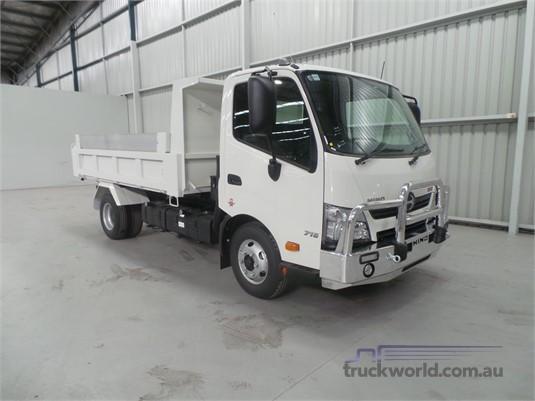 2019 Hino 300 Series 716 Trucks for Sale