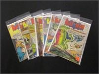 Vintage Comic Books 3/16
