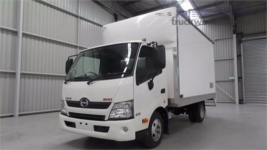 2019 Hino 300 Series 616 - Trucks for Sale