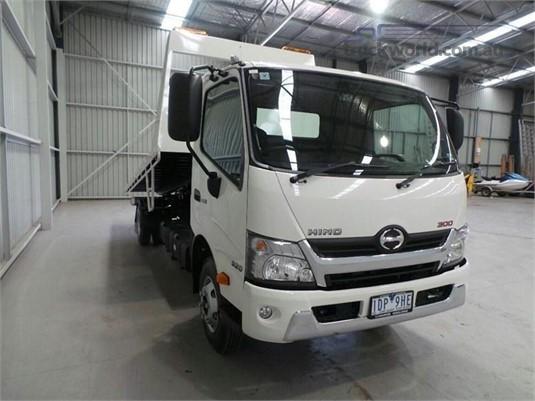 2019 Hino 300 Series 920 - Trucks for Sale