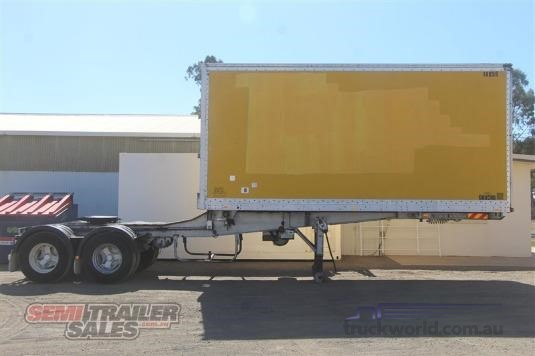 1991 Maxi Cube Roll Back Trailers for Sale