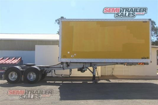 1991 Maxi Cube Roll Back Semi Trailer Sales - Trailers for Sale