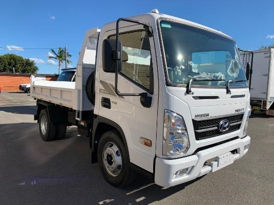 2018 Hyundai Mighty EX4 SWB Factory Tipper - Trucks for Sale