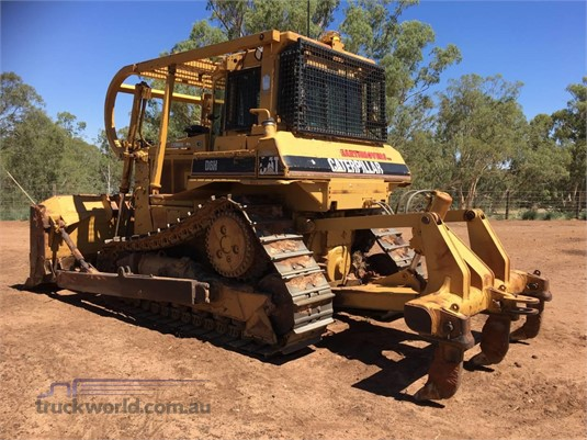 1990 Caterpillar D6H Heavy Machinery for Sale