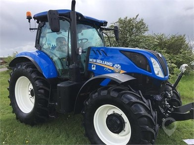 NEW HOLLAND T7 210 for sale in the United Kingdom - 23
