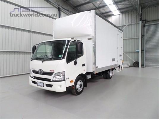 2019 Hino 300 Series 716 - Trucks for Sale