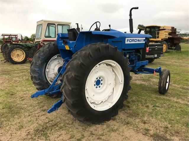 TractorHouse com | FORD 7700 Dismantled Machines