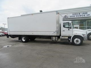 HINO 338 Trucks For Sale In Canada - 22 Listings