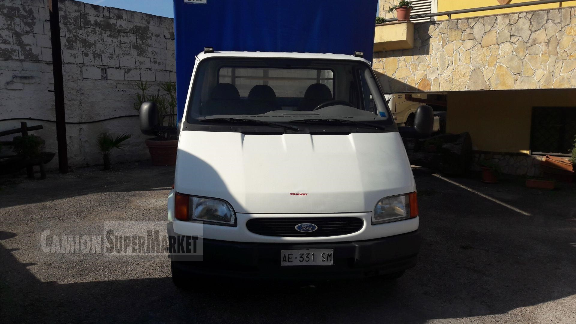 Ford TRANSIT used 1995