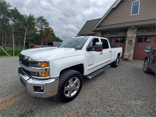 2015 Chevrolet Silverado 2500 For Sale In Gainesville Virginia