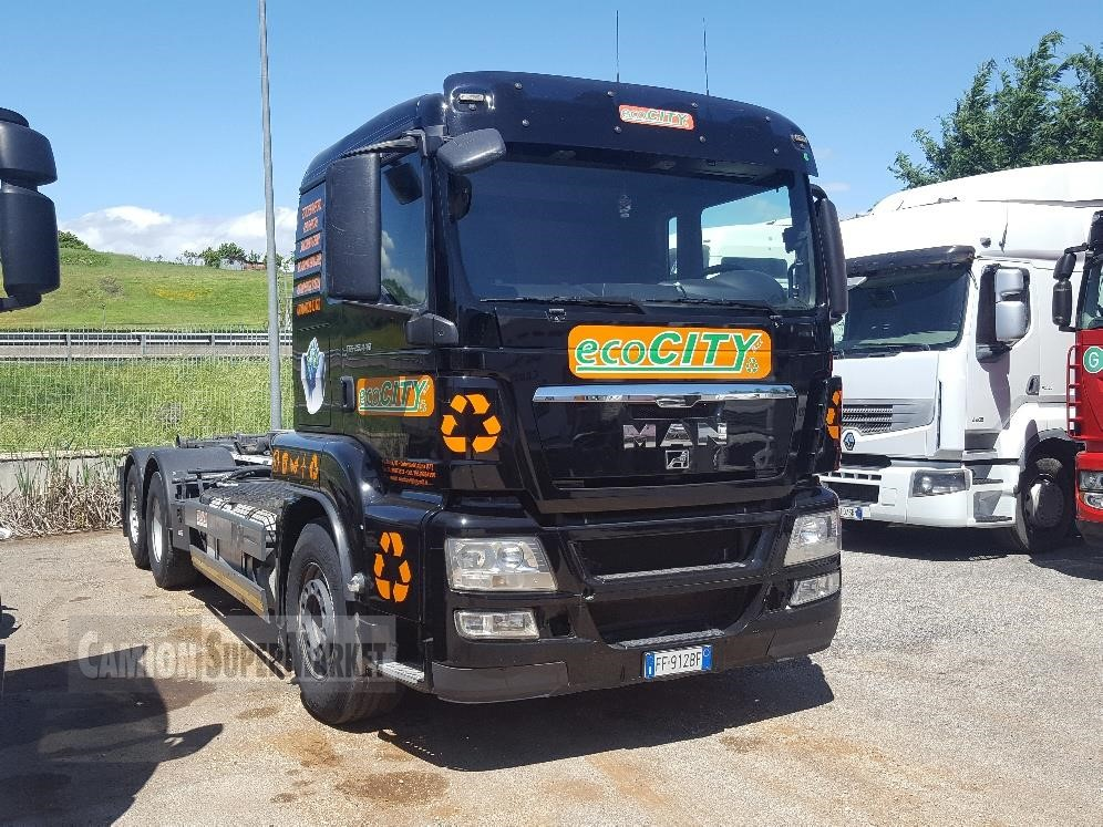 MAN TGS26.440BL used